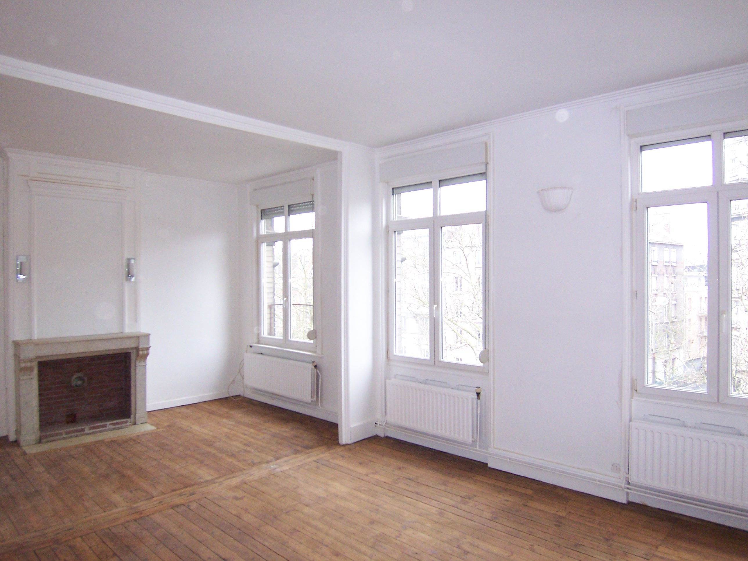 Appartement 3 chambres   louer